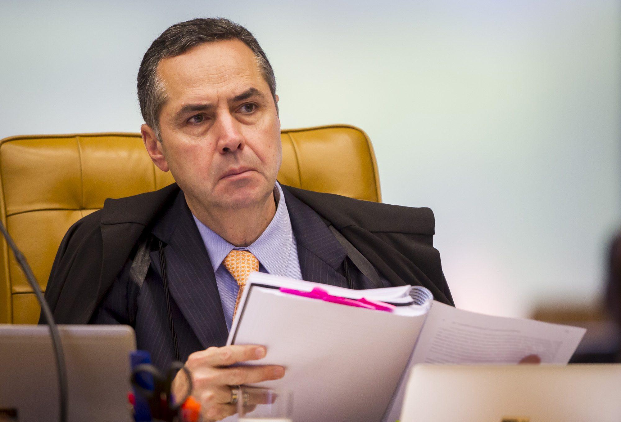 Ministro Luís Barroso conanda