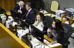 Primeira Sessão do Superior Tribunal de Justiça. Foto: STJ