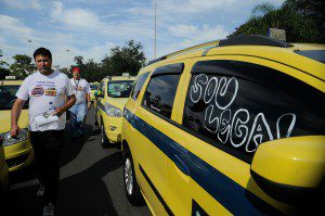 STF taxis