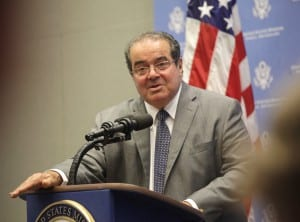 Antonin Scalia, ministro da Suprema Corte, morreu aos 79 anos