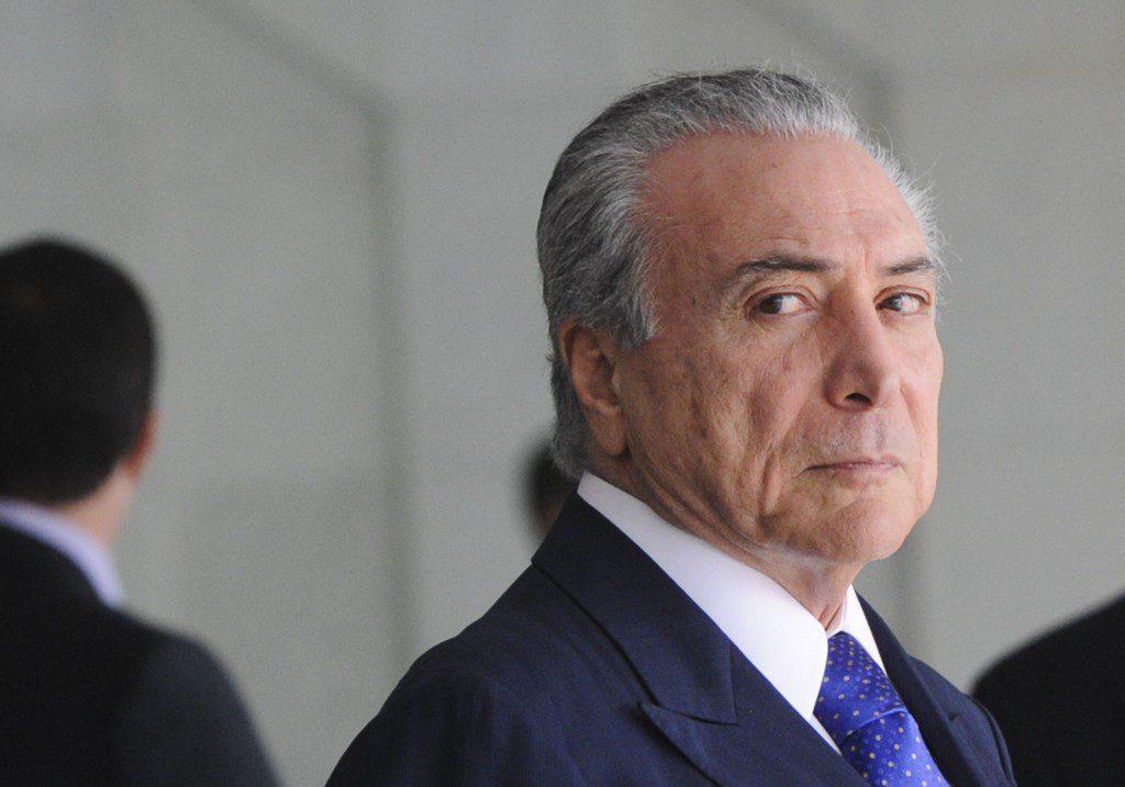 Michel Temer - Antonio Cruz/ Agência Brasil