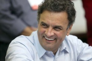 Aécio Neves. Foto: PSDB MG
