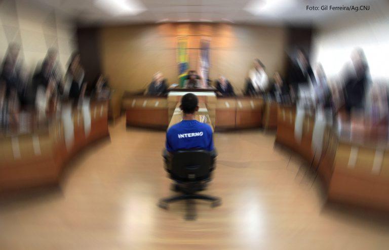 penas alternativas audiência de custódia virtual