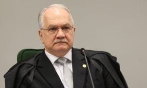 Ministro Edson Fachin, cofins