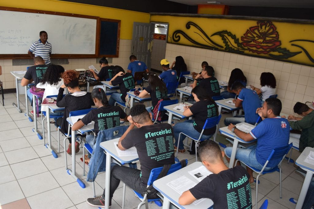 STF salário-educação Nordeste