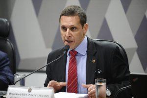 No TJSP, relator rejeita denúncia contra deputado Fernando Capez