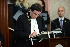 Carlos Moreira Alves, presidente do TRF1