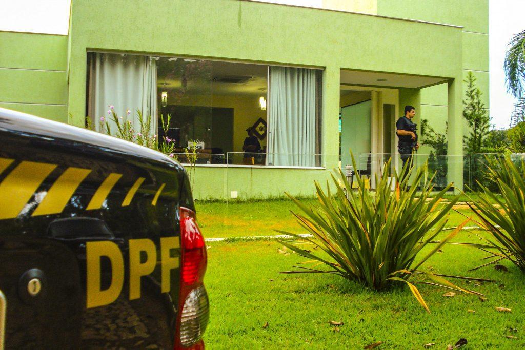 PF, Polícia Federal