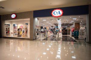 Loja da C&A em São Paulo. Rede varejista deve recolher imposto de importação (Crédito: Imprensa/C&A)