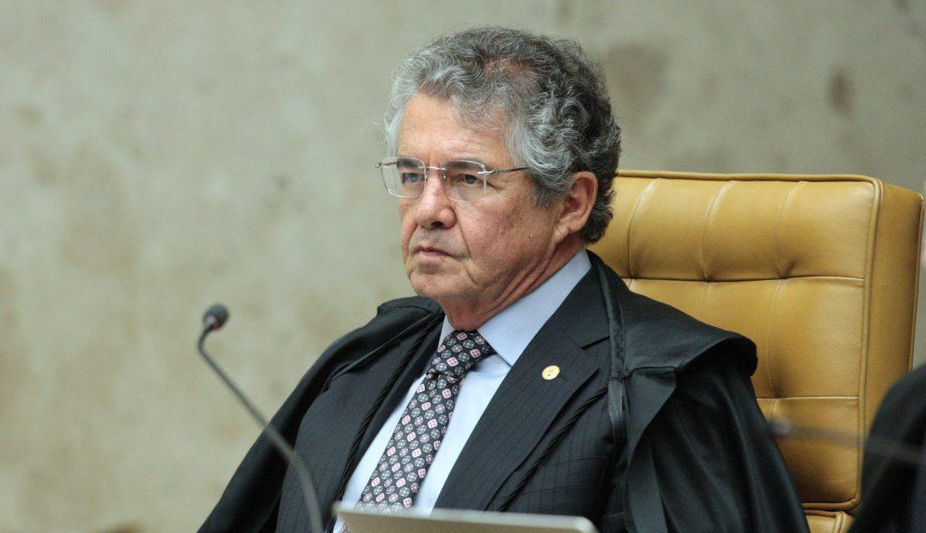 monocráticas imposto de renda - ICMS; Moro; Marco Aurélio contrato de trabalho