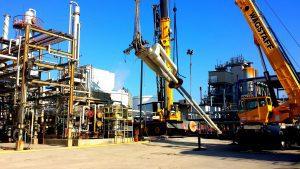Empresa acusada de refinar petróleo ilegalmente