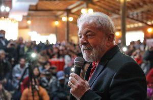 Lula - Lula agregador de pesquisas do JOTA