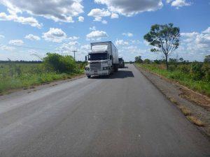 diesel, CNT rodovia STJ mercadoria roubada transporte estradas Receita Federal