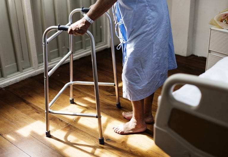home care, tratamento