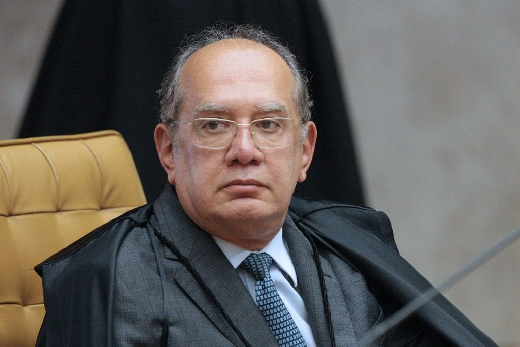 Gilmar Mendes STF censo IBGE