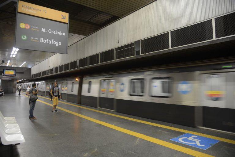 metrô; performances