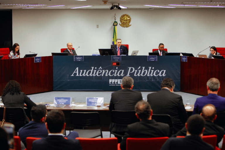 Audiências públicas