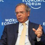 Paulo Guedes no Fórum Econômico Mundial