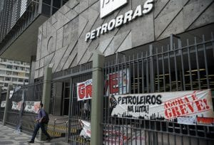 Petrobras sindicatos de petroleiros
