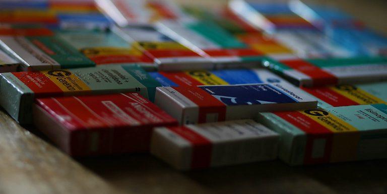 Patentes Toffoli medicamentos