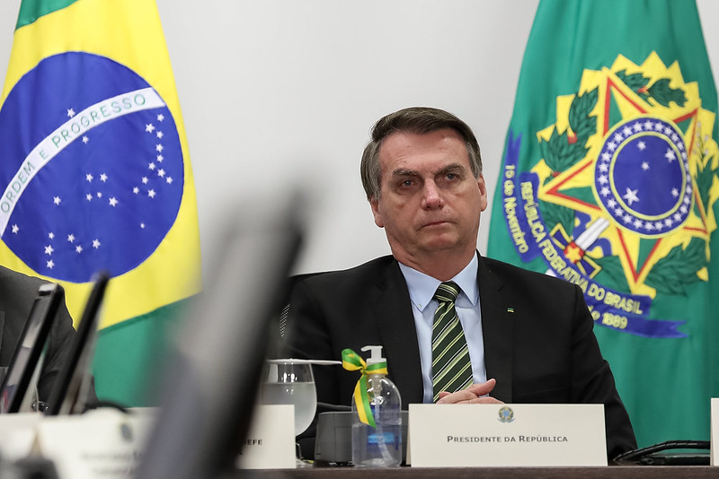 Bolsonaro avaliação