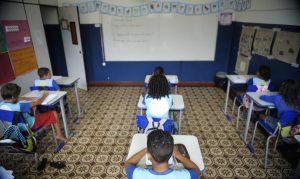 aulas presenciais mensalidades escolares; escolas particulares