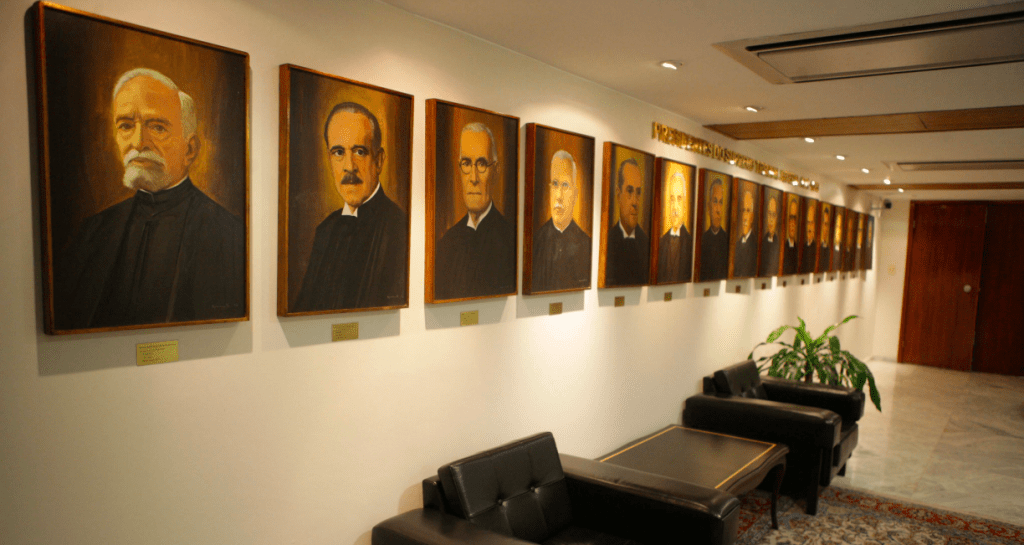 presidentes do STF