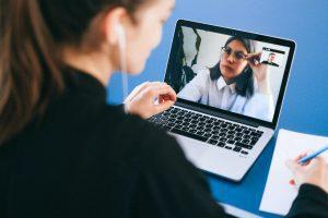mediação por videoconferência Juízo 100% digital