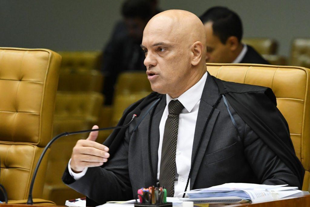 Alexandre de Moraes pede vista em ação que discute marco temporal para demarcação das terras indígenas