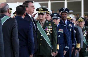 militares presidente