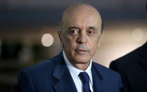 Senador José Serra (PSDBSP) Foto: Wilson Dias/Agência Brasil