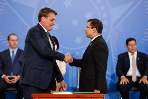 AGU Levi Bolsonaro