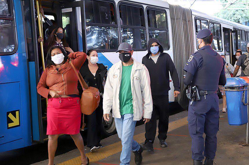 medidas sanitárias coronavírus uso de máscaras