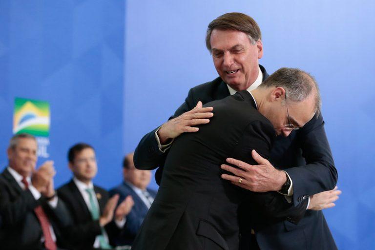Bolsonaro André Mendonça STF