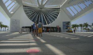 abertura museus eventos