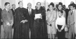 A posse do ministro do STF