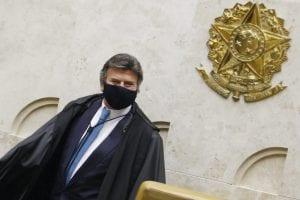 STF presidência Luiz Fux