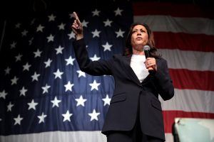 mulheres política norteamericana kamala harris