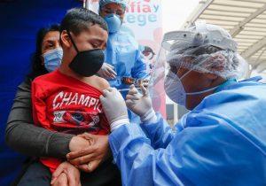 politização da vacina vacinação