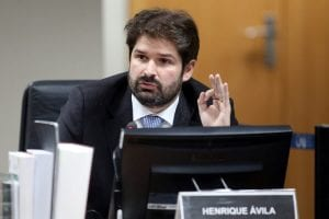 Henrique Ávila, conselheiro do CNJ