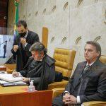 luiz fux jair bolsonaro stf abertura do ano judiciário
