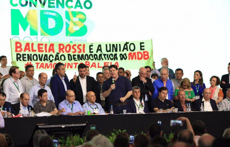 Eleições 2020 MDB