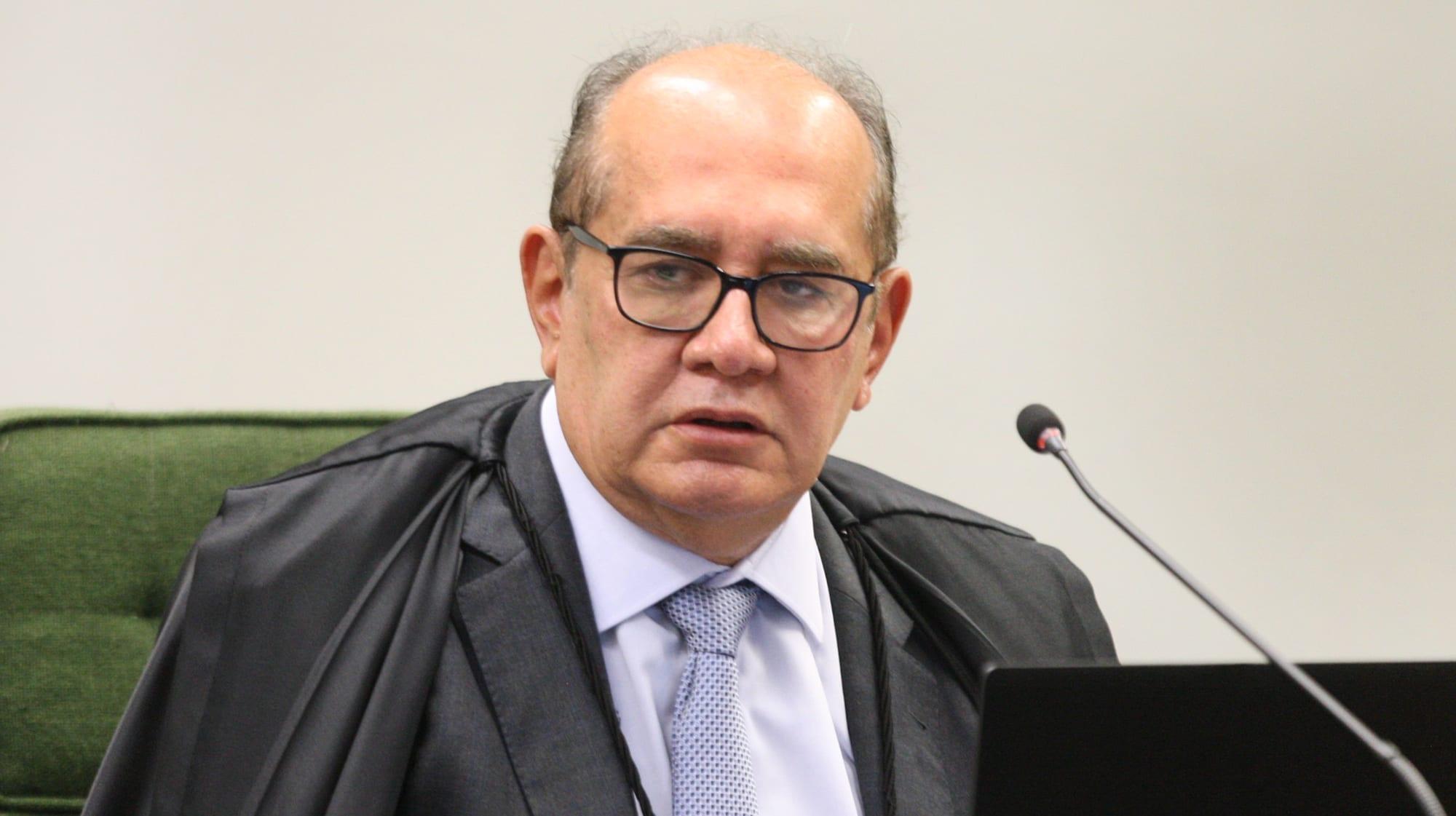 Gilmar Mendes pandemia máscara bolsonaro