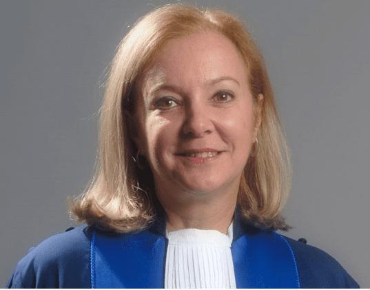Sylvia Steiner, ex-juíza do Tribunal Penal Internacional