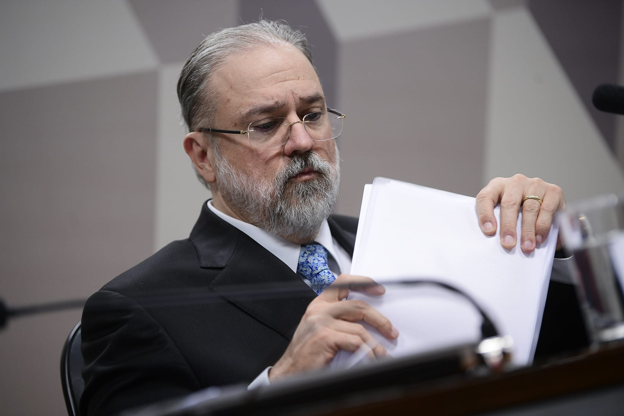 augusto aras pgr bolsonaro