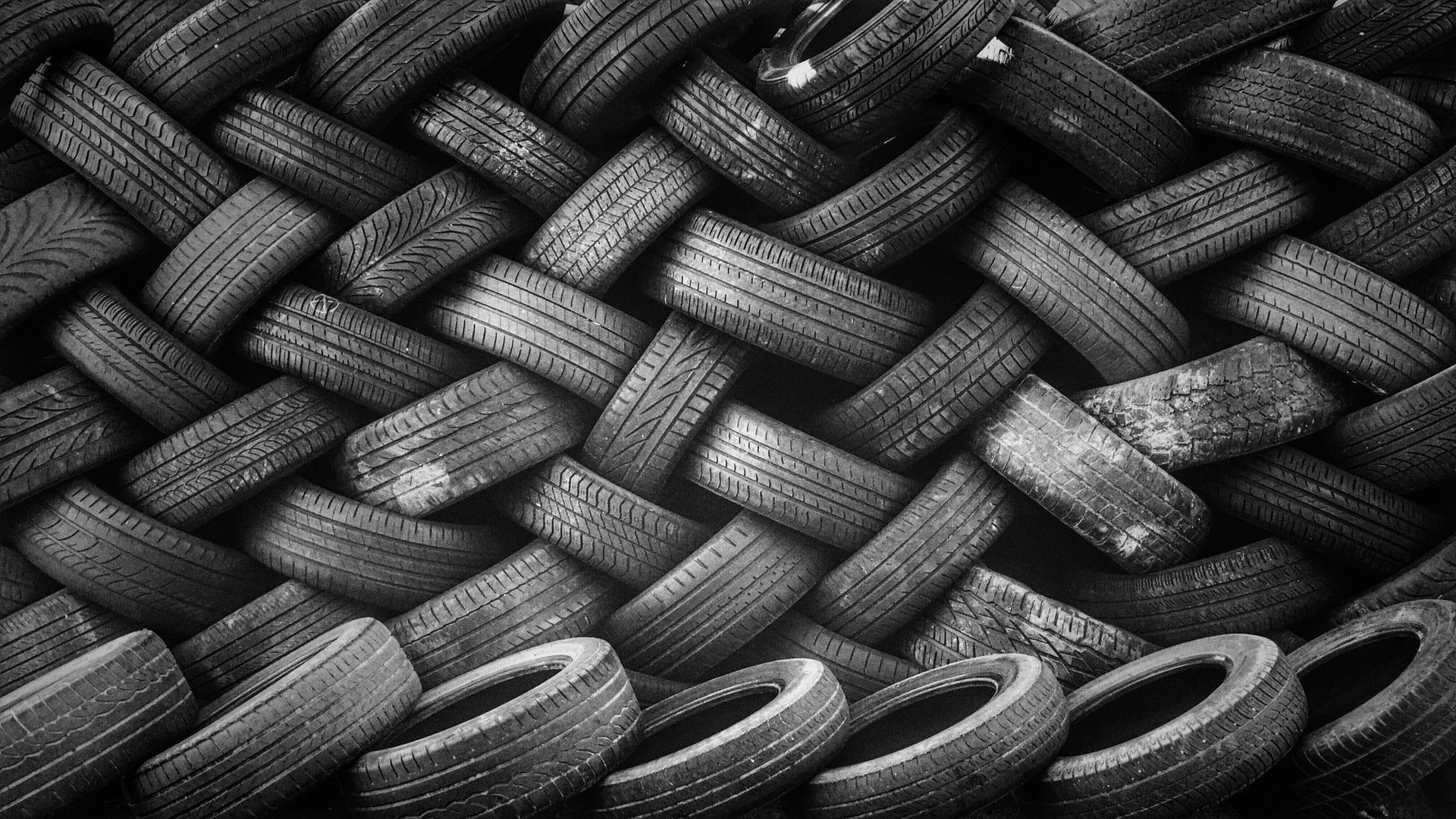 pneus usados