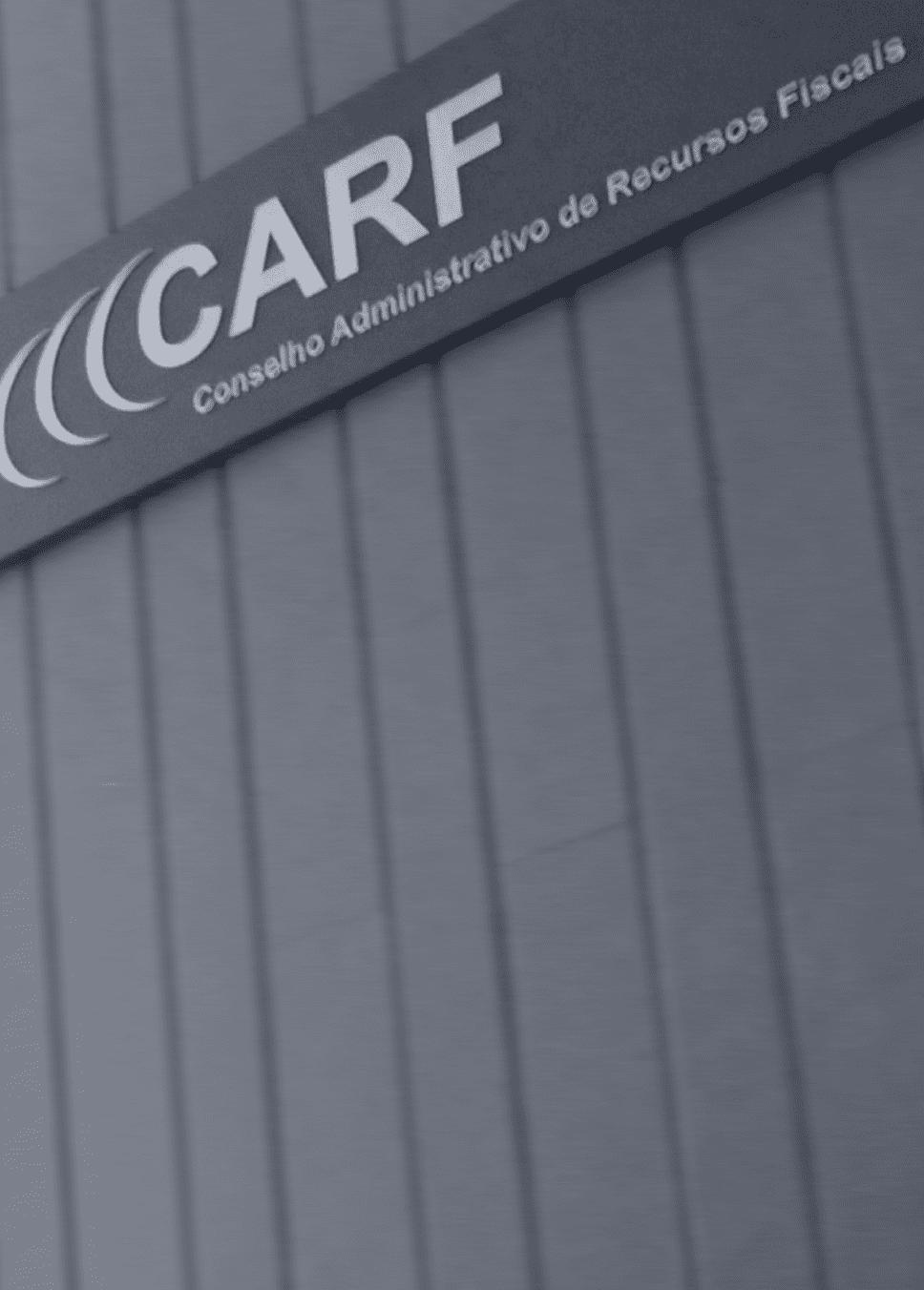 imagem da fachada do carf