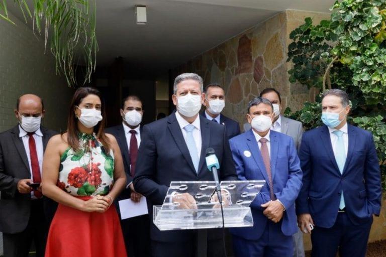 governadores pandemia
