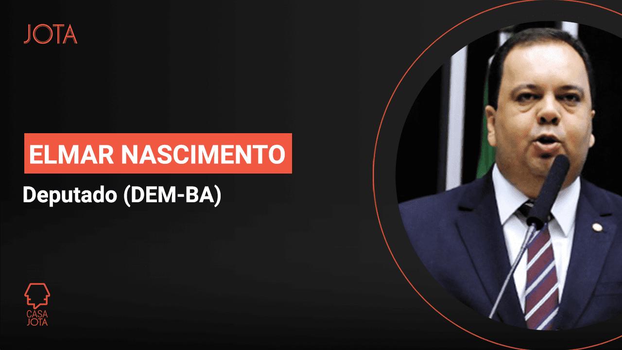 Live com deputado Elmar Nascimento (DEM-BA) | 17/03/21