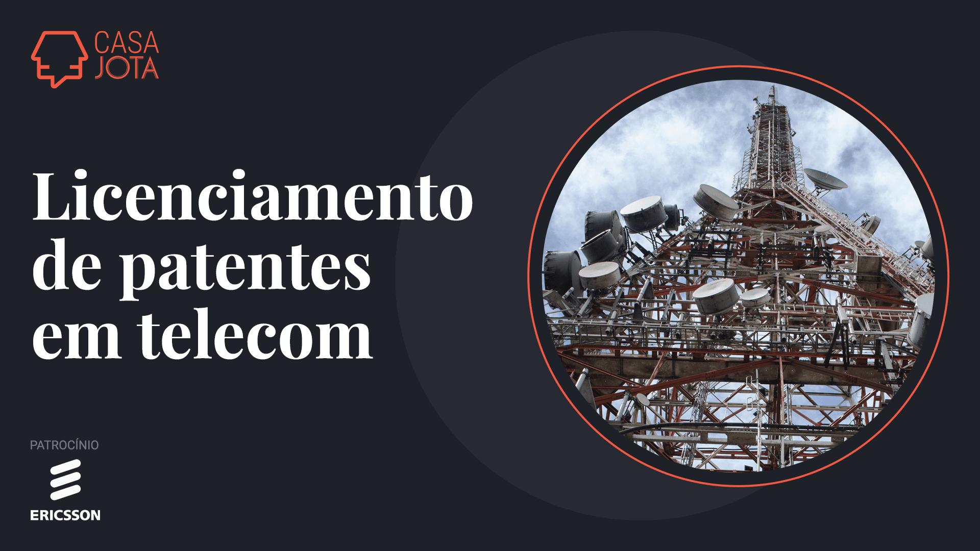 patentes essenciais em telecom